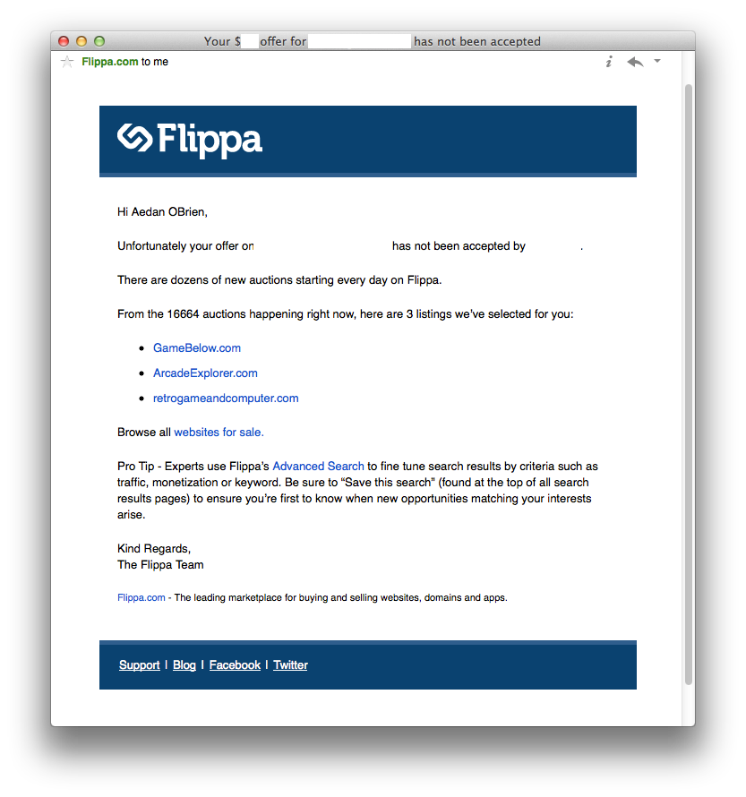 flippa-wrong-email-template